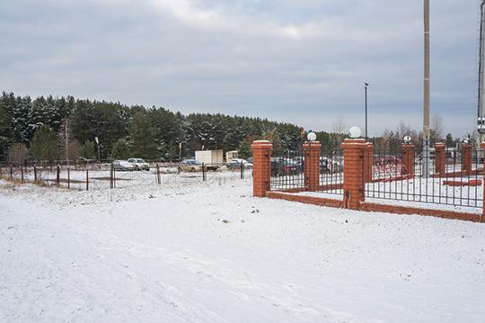 Для строительства Дворца единоборств отведены два земельных участка сдругой стороны дворца торжеств— между ним ицентром культуры «Кызыл Тау»