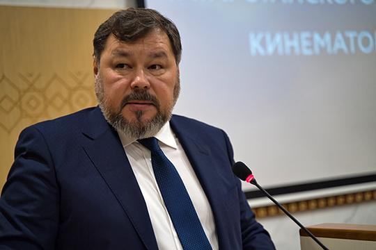 Отдельно Ильдар Ягафаров упомянул «выбивание» собственного здания для союза