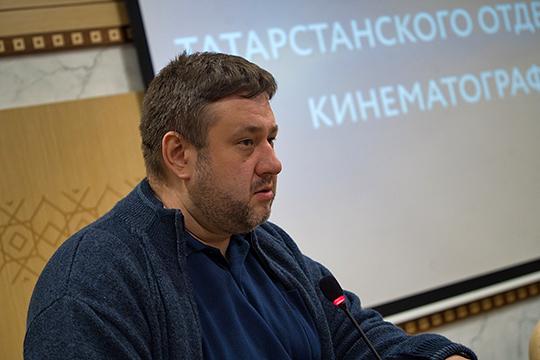 Алексей Барыкин: «Готов честно признаться: это не мое, не в моем темпераменте организовывать мероприятия союза. Я очень высоко оцениваю работу Ильдара и поддерживаю его»