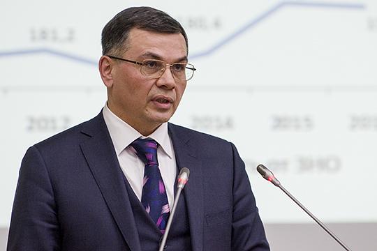 Ильдар Хайруллин стал гендиректором Фонда Международного медицинского кластера в Сколково