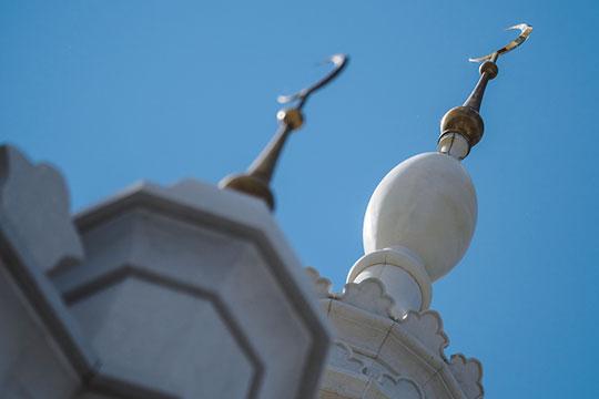 Одна изидей – построить Соборную мечеть «где-то вАдмиралтейской слободе».Это место иправда выглядит фаворитом перед своими конкурентами