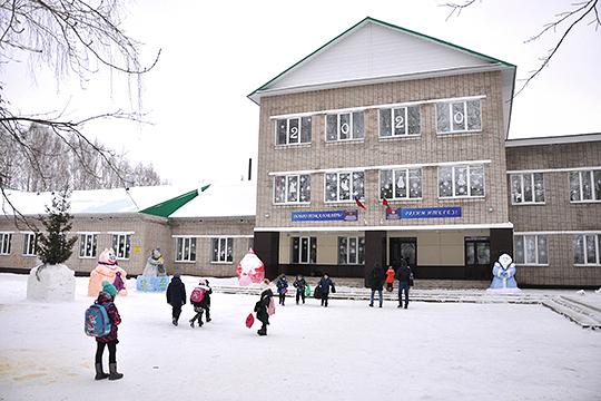 Ревизоры пообщались с учениками Новотроицкой школы и их родителями