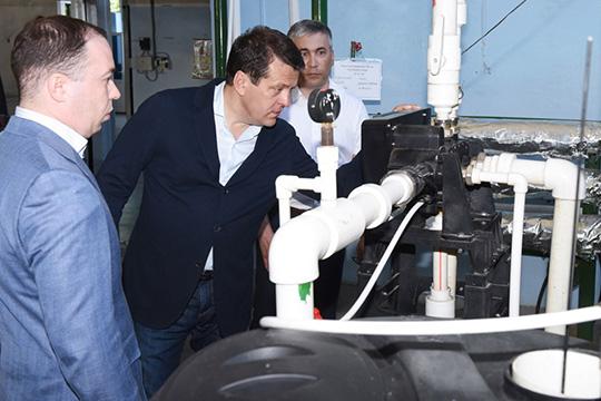 «Основной доход АО«Казэнерго» получает всфере теплоснабжения. В2019 году планируемый объем выручки составляет около 2,7 миллиарда рублей»