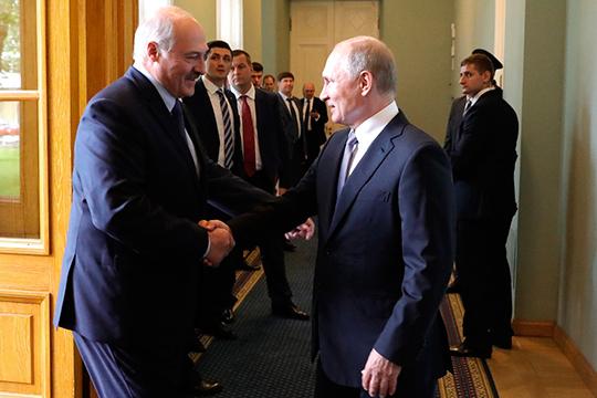 «Каким образом можно осуществить интеграцию России с Белоруссией на государственном уровне? Просто за счет назначения Александра Лукашенко каким-то камердинером при Кремле?»