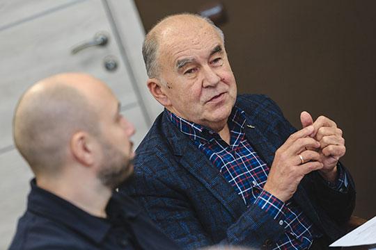 Шамиль Агеев: «В российской экономике идет пока броуновское движение. В республике в этом отношении больше порядка»