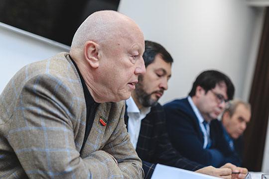 Марат Галеев: «Как говорят артисты, мы играем те роли, которые заданы в системе определенных координат»