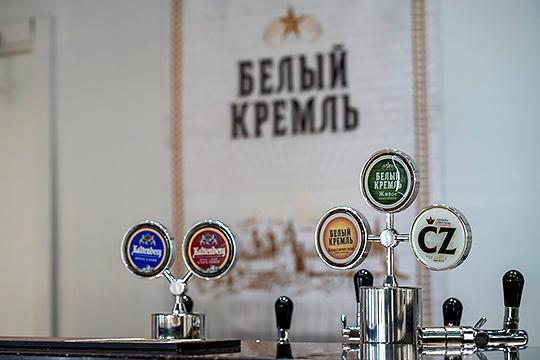 В передовиках — «Пивоваренный завод «Белый Кремль», который выдал 7,5 млн дал