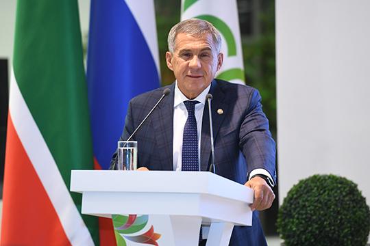 Президент Татарстана заявил, что теперь ключевая задача — навести порядок во всех информационных системах, обеспечить межведомственную цифровизацию процессов