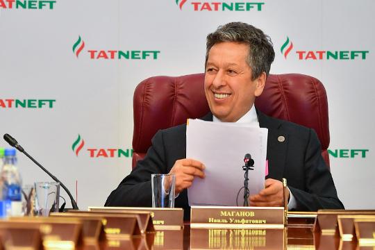 На итоговой пресс-конференции гендиректор «Татнефти» Наиль Маганов рассказал о самом амбициозном инвестпроекте компании, рассчитанном на 25 лет