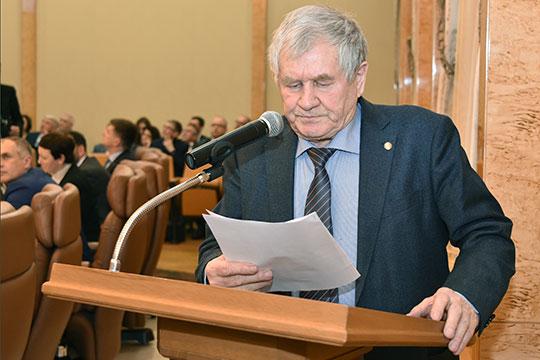 Рафинат Яруллин: «Прогнозируется более триллиона рублей инвестиций в инфраструктурные проекты. Часть средств может быть вложена в нефтехимию»