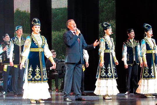 65-летие Айдара Файзрахманова отметили в стенах татарской государственной филармонии имени Габдуллы Тукая
