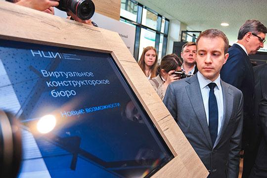 У Николая Никифорова в Иннополисе зарегистрировано две компании: ООО «Развитие Иннополиса» и ООО «Дигинавис»