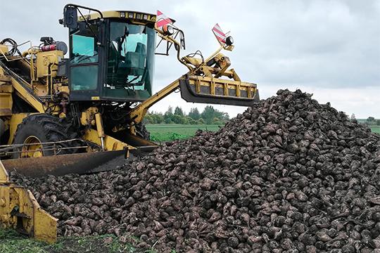 Прорывными выглядят планы ГК «ТАИФ» по созданию предприятия по производству биопластика ПГА из отходов переработки сахарной свеклы, но о выпуске «свекольного пластика» пока ничего не слышно