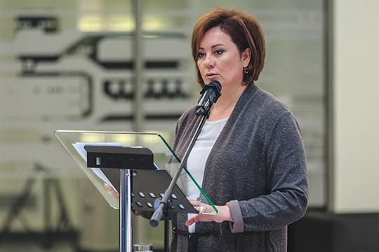 """Ленара Музафарова: «В совокупности более 35 млн рублей """"ушли"""" из нашего бюджета вместе с несостоявшимися специалистами в прямом смысле этого слова»"""