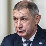 Рифкат Минниханов — экс-глава ГИБДД РТ, директор ГБУ «Безопасность дорожного движения»: