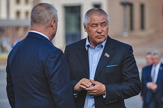 """""""СМП-Нефтегаза"""" Фоата Комарова занимает 8-е место в рейтинг"""