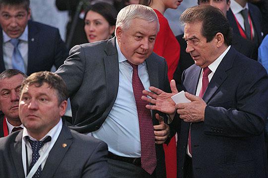 Шафагат Тахаутдинов руководит крупнейшей после ТАИФа сугубо частной структурой в республике нефтесервисным ООО «ТаграС-Холдинг»