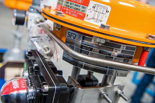 «Мы создаем автоматизированные системы управления технологическими процессами на промышленных предприятиях»