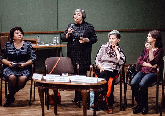 Прошедший в Доме актера круглый стол«Детский театр, как точка притяжения и центр раскрытия талантов» изначально виделся любопытным мероприятием как по причине заявленной темы, так и благодаря составу участников