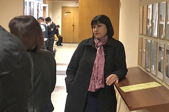 На допрос пригласили начальника сметного отдела ГИСУ РТОльгу Закорюкину