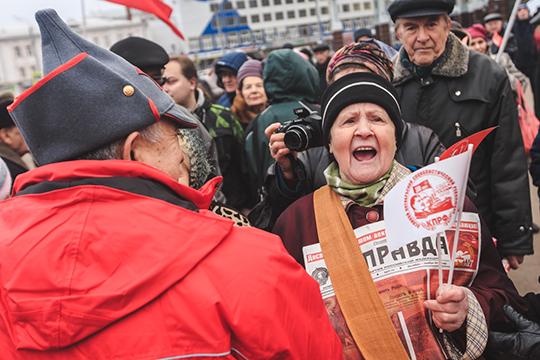 КПРФ иЛДПР немогут претендовать нато, чтобы перехватить весь существующий протестный электорат