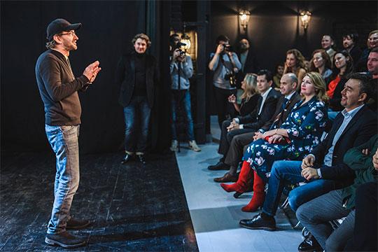Арт-резиденцияКонстантина Хабенского«Артхаб» выиграла 5,9млн наразвитие креативных индустрий иреализацию успешных творческих проектов вреспублике