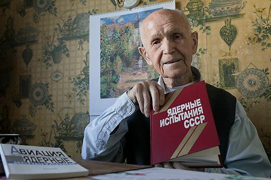 Махмуд Рафиков: «Еслибы небыло ядерного оружия, России небылобы уже давно»