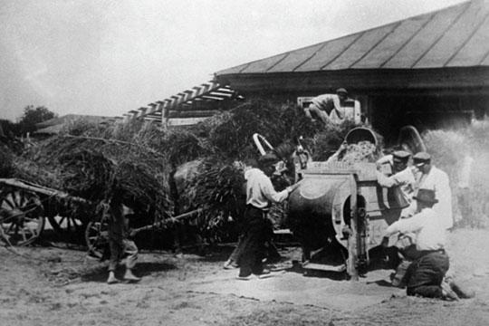 «Все 1920-е годы земля находилась вовладении крестьян»