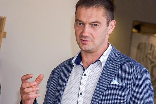 «Президентом клуба является известный вЧелнах бизнесмен Андрей Балта— владелец компании «Промвест»
