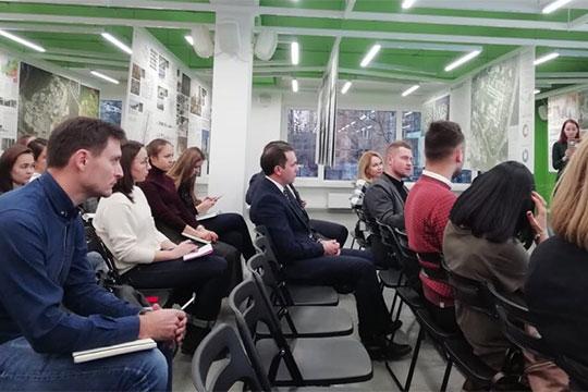 Накануне вархитектурном пространстве BFFT вКГАСУ прошел круглый стол натему проектирования иразработки современных школ