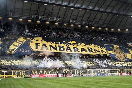 Шведский футбол похож нароссийский, только без госфинансирования