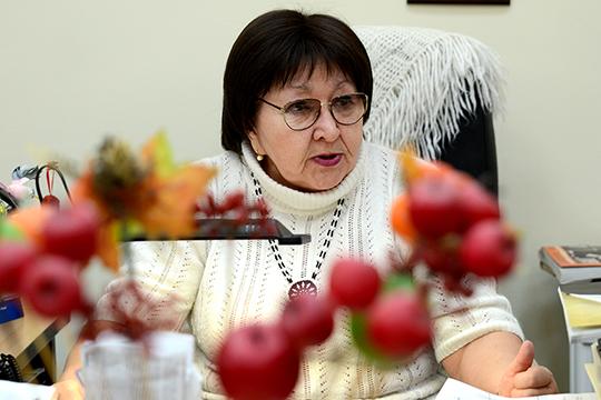Роза Яппарова