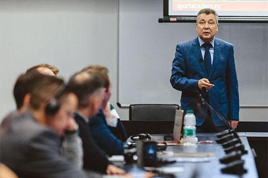 Юсуп Якубовнапримерах показал, что создание иразвитие вуза—это верный маркетинговый ход государственного масштаба