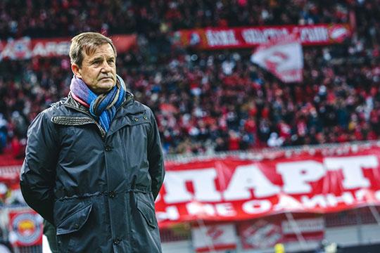«Хотелось, чтобы болельщики команды поняли что кчему ипродолжали поддерживать «Спартак»