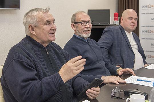 Римзиль Валеев: «Прежняя стратегия, которая была унас с1990-х годов, выполнена. Исейчас мыуже так жить неможем, потому что иэлита, ипростой народ, имолодежь неимеют единой цели, потому что старые цели непонятны»