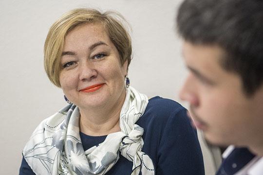 Гульнара Габдрахманова: «Врегионах компактного проживания татар ситуация очень разная изадачи, которые стоят посохранению татар вэтих регионах, тоже разные»