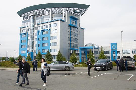 Вобщей сложности в«Алабуге» только задекабрь выполнено заказов насумму свыше 1млрд рублей