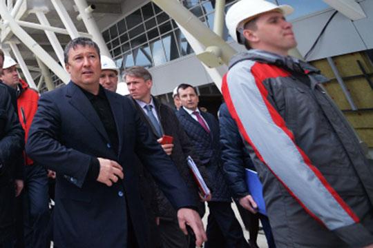 Топ-50 оборотистых строителей: бессребреник Зиганшин исенатор наподряде «Транснефти»