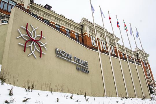 Отреставрированное под пятизвездочный отель здание Шамовской больницы стало местом проведенияпервой итоговой коллегии комитета поохране культурного наследияРТ