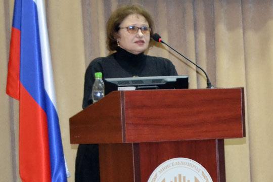 Татьяна Грязнова: «В России можно полностью отказаться от антибиотиков и получать качественную продукцию»