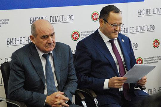 Тимерзянов отметил, что задача развития бизнеса ставилась президентом страны Владимиром Путиным, однако есть сложности, которые создают законотворцы: «Законы часто меняются»