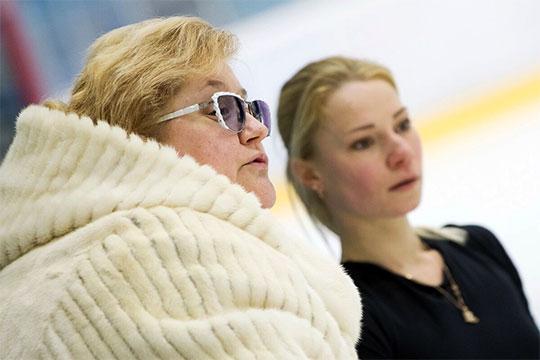 Будущему казанскому центру фигурного катания уже подобрали звездного куратора. Есть предварительные договоренности, что работать в школе будет Нина Мозер