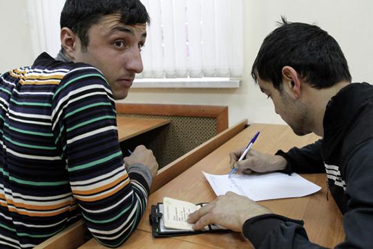 Русский язык для гастарбайтеров: продавцы «липы» отделались условным сроком