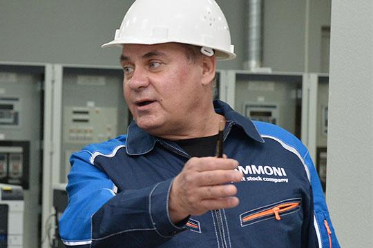 Теперь уже бывший гендиректор «Аммония» Сергей Шевченкоеще в 2014 году предупреждал, что предприятие может несправиться собслуживанием долга перед ВЭБом