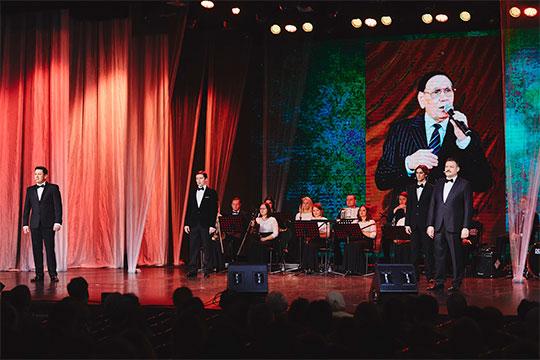ВТатгосфилармонии послучаю дня рождения Ильгама Шакировадрузья иколлегивспоминали ушедшего отнасИльгама абый…