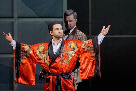 Хачатур Бадалян: «Започти 19 лет моей карьеры вовсевозможных театрах России имира— ятакого беспредела неслышал никогда!»!