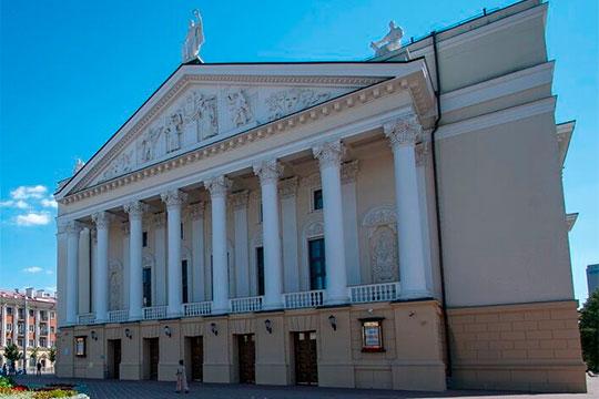 Вцентре громкого публичного скандала оказалось руководство Татарского государственного академического театра оперы ибалета им.Джалиля