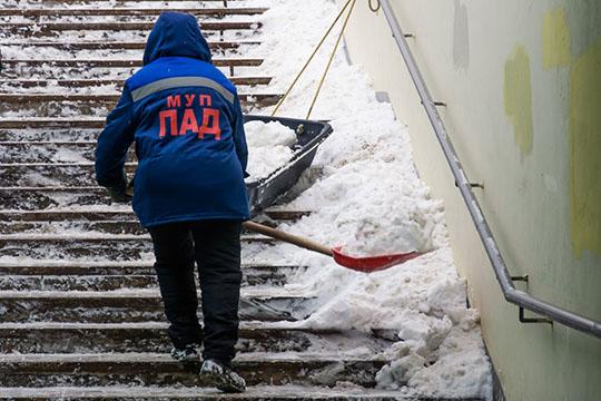 «Февраль всегда был снежным»: как Челны пережили снегопад