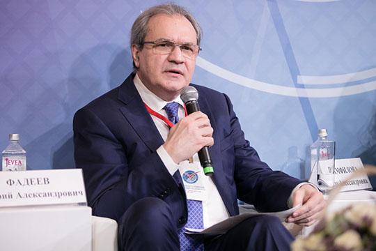 Валерий Фадеевотметил проблему качества информации вцелом иповыборам вчастности