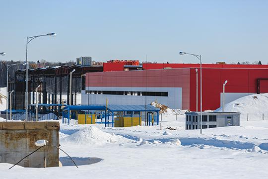 Краснодарское ООО«Ромекс-Кубань» возводит «Оптово-распределительный центр Зеленодольск»— под нужды ретейл-гиганта Х5 Retail Group